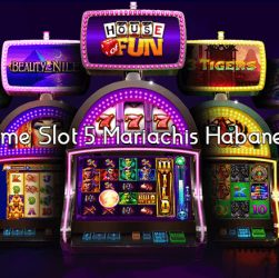 Game Slot 5 Mariachis